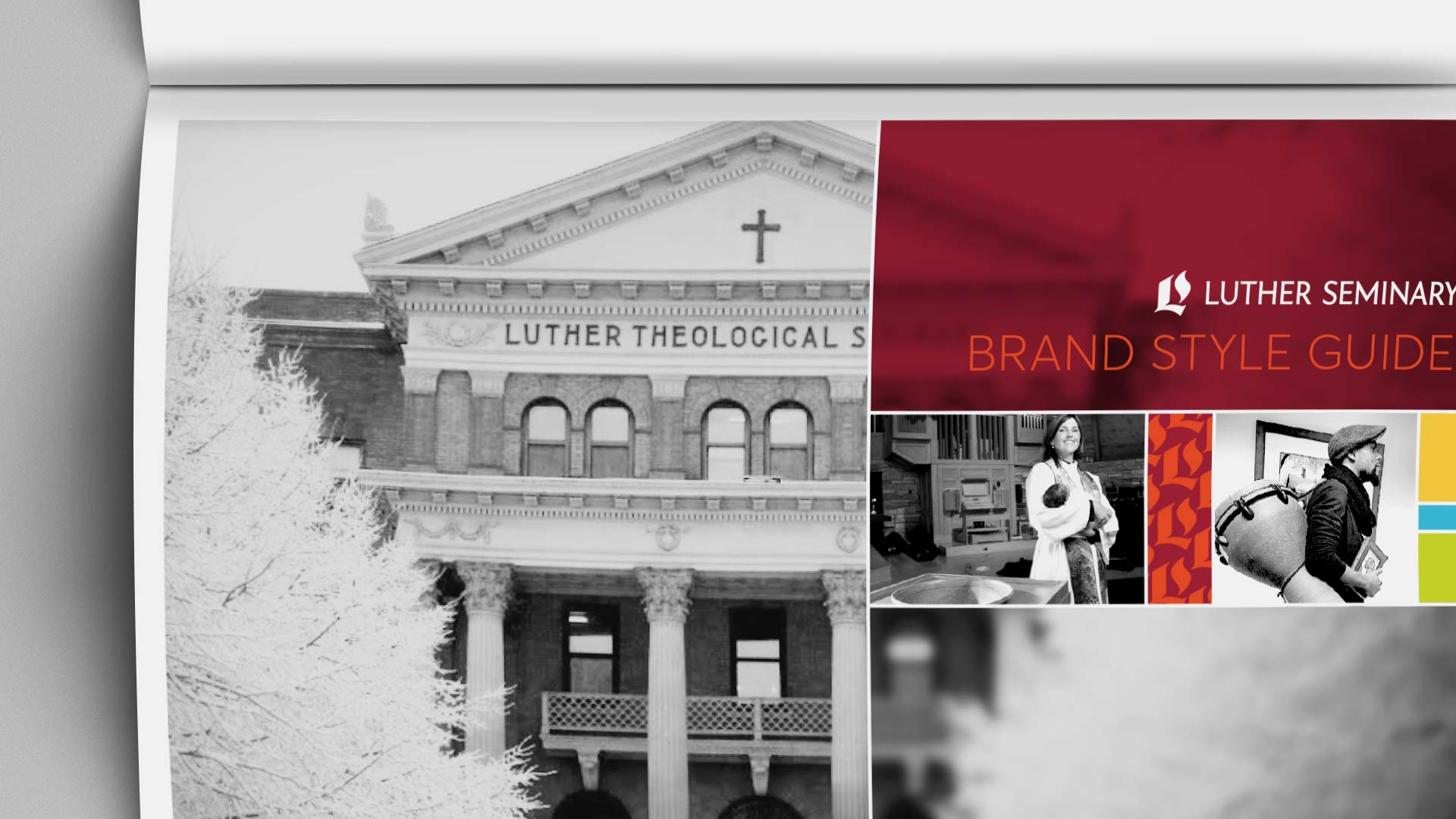 Luther Seminary Brand