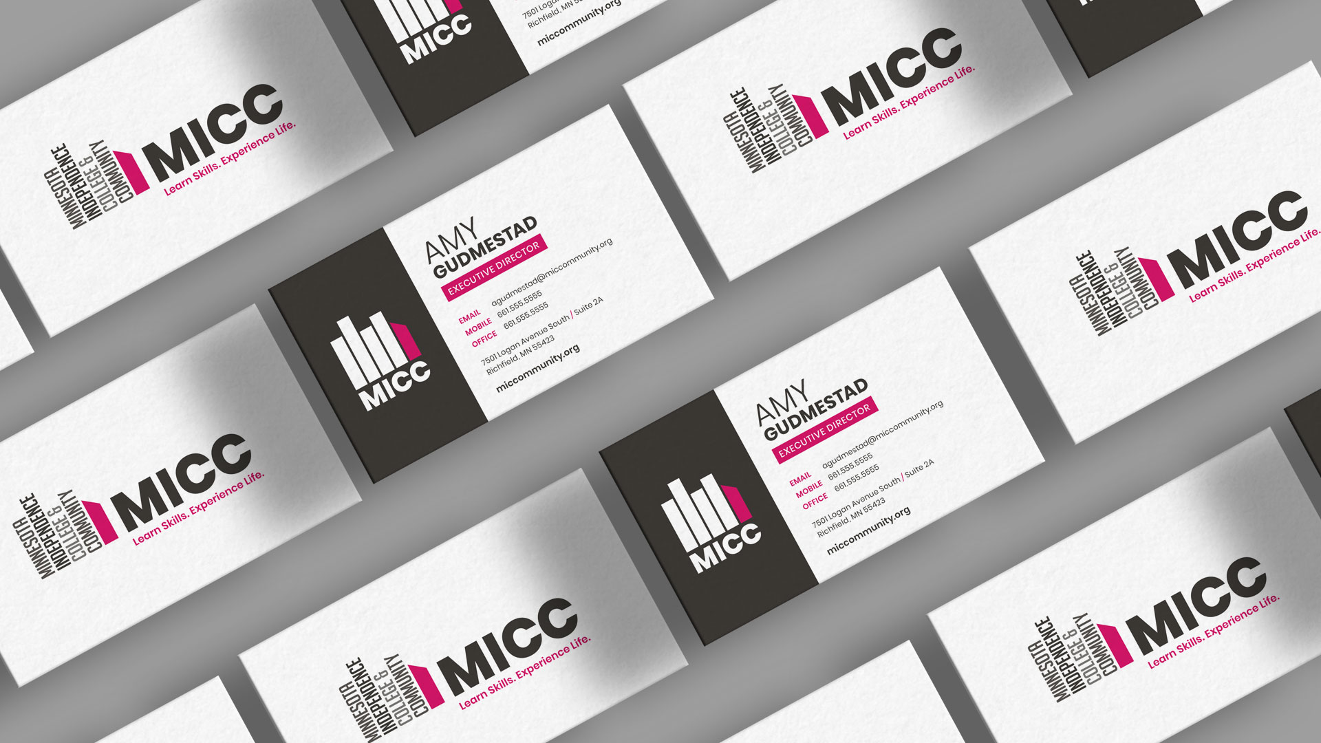 MICC business cards